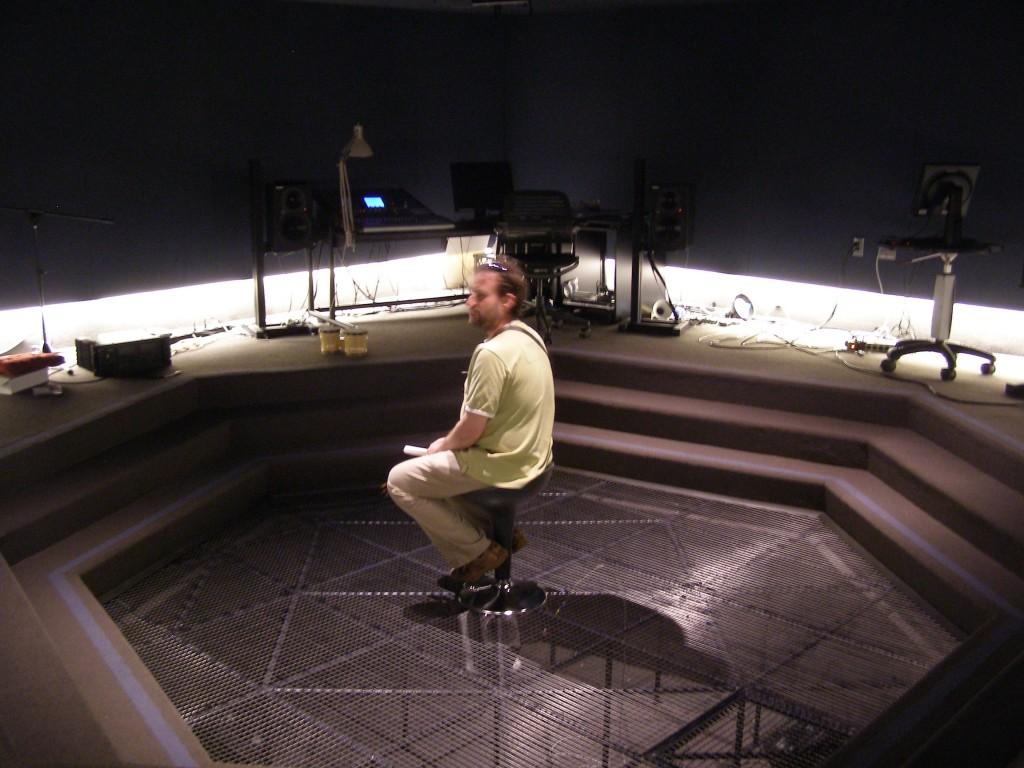 CCRMA Alosphere, Stanford University, 2008