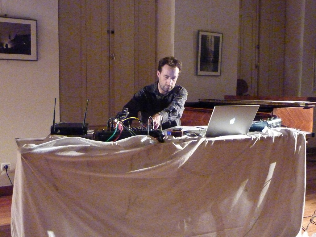 Paris concert 2009