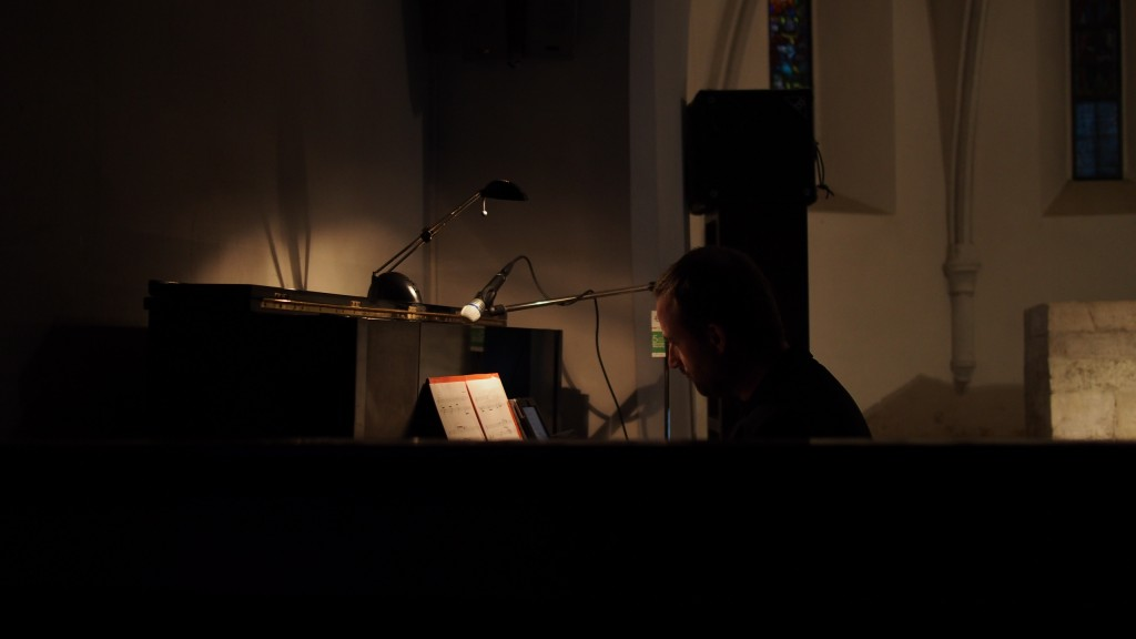 Live in St. Ruprecht's Church, Vienna, Mai 26, 2013